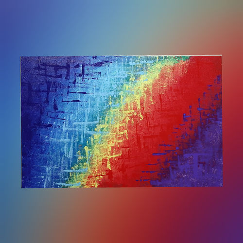 colors, 36 x 24 inch, ruchir jain,36x24inch,canvas,paintings,abstract paintings,acrylic color,GAL01869930259