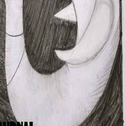 black charcoal sketch, 24 x 30 inch, deepanjali dwivedi,24x30inch,thick paper,fine art drawings,charcoal,GAL01079130271