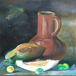 still life, 10 x 12 inch, neetu gupta,10x12inch,canvas,paintings,still life paintings,paintings for dining room,paintings for living room,paintings for kids room,paintings for kitchen,paintings for school,paintings for hospital,paintings for dining room,paintings for living room,paintings for kids room,paintings for kitchen,paintings for school,paintings for hospital,acrylic color,GAL0112330522