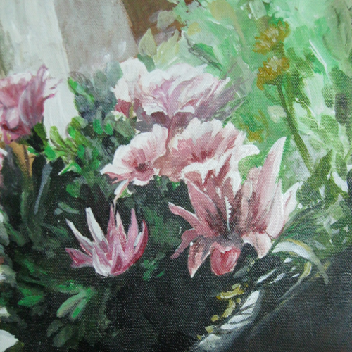 dhoop, 12 x 10 inch, nidhi  tripathy,12x10inch,canvas,flower paintings,acrylic color,GAL01934230932