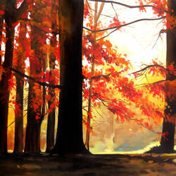 landscape 002, 36 x 24 inch, kanna achariya,36x24inch,canvas,paintings,landscape paintings,nature paintings | scenery paintings,illustration paintings,photorealism paintings,photorealism,realism paintings,paintings for dining room,paintings for living room,paintings for bedroom,paintings for office,paintings for hotel,paintings for school,paintings for hospital,acrylic color,GAL01926431087