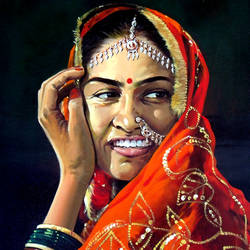 happy lady 003, 36 x 24 inch, kanna achariya,36x24inch,canvas,paintings,figurative paintings,folk art paintings,portrait paintings,illustration paintings,photorealism paintings,photorealism,portraiture,realism paintings,realistic paintings,paintings for dining room,paintings for living room,paintings for bedroom,paintings for office,paintings for hotel,paintings for school,paintings for hospital,paintings for dining room,paintings for living room,paintings for bedroom,paintings for office,paintings for hotel,paintings for school,paintings for hospital,acrylic color,GAL01926431088