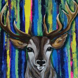 pop art stag, 20 x 18 inch, apurva suvarna,20x18inch,canvas,abstract paintings,wildlife paintings,modern art paintings,conceptual paintings,abstract expressionism paintings,art deco paintings,pop art paintings,animal paintings,paintings for dining room,paintings for living room,paintings for bedroom,paintings for office,paintings for bathroom,paintings for kids room,paintings for hotel,paintings for kitchen,paintings for school,paintings for hospital,paintings for dining room,paintings for living room,paintings for bedroom,paintings for office,paintings for bathroom,paintings for kids room,paintings for hotel,paintings for kitchen,paintings for school,paintings for hospital,acrylic color,GAL0477531121