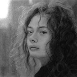 mist, 12 x 8 inch, benjamin talreja,12x8inch,paper,drawings,photorealism drawings,portrait drawings,realism drawings,paintings for dining room,paintings for living room,paintings for bedroom,charcoal,graphite pencil,paper,GAL01928731146