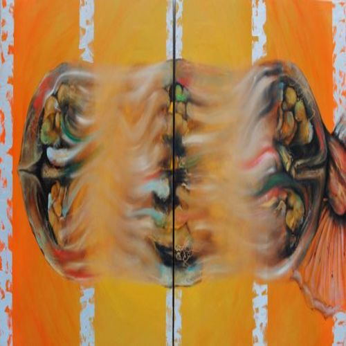 transition, 72 x 36 inch, deepali  sharma,72x36inch,canvas,paintings,abstract paintings,mixed media,GAL01930731153
