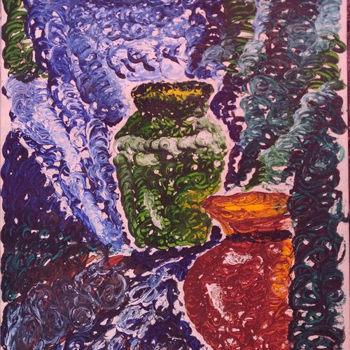 vessels, 12 x 18 inch, vaishali solanki,12x18inch,oil sheet,abstract paintings,modern art paintings,paintings for living room,paintings for bedroom,paintings for office,paintings for hotel,paintings for kitchen,paintings for living room,paintings for bedroom,paintings for office,paintings for hotel,paintings for kitchen,oil color,GAL01946931199