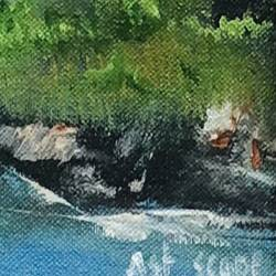 landscape painting , 20 x 16 inch, shabna moorkan,20x16inch,canvas,paintings,landscape paintings,nature paintings | scenery paintings,paintings for dining room,paintings for living room,paintings for bedroom,paintings for hotel,paintings for school,paintings for hospital,oil color,GAL01952831217