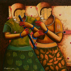 rhythmic conversations 34, 66 x 36 inch, anupam  pal,66x36inch,canvas,paintings,abstract paintings,buddha paintings,wildlife paintings,figurative paintings,flower paintings,folk art paintings,foil paintings,cityscape paintings,landscape paintings,modern art paintings,multi piece paintings,conceptual paintings,religious paintings,still life paintings,portrait paintings,nature paintings | scenery paintings,tanjore paintings,abstract expressionism paintings,art deco paintings,cubism paintings,dada paintings,expressionism paintings,illustration paintings,impressionist paintings,minimalist paintings,photorealism paintings,photorealism,pop art paintings,portraiture,realism paintings,surrealism paintings,ganesha paintings | lord ganesh paintings,animal paintings,radha krishna paintings,contemporary paintings,realistic paintings,love paintings,horse paintings,mother teresa paintings,dog painting,elephant paintings,water fountain paintings,baby paintings,children paintings,kids paintings,islamic calligraphy paintings,madhubani paintings | madhubani art,warli paintings,lord shiva paintings,kalighat painting,phad painting,kalamkari painting,miniature painting.,gond painting.,kerala murals painting,serigraph paintings,paintings for dining room,paintings for living room,paintings for bedroom,paintings for office,paintings for bathroom,paintings for kids room,paintings for hotel,paintings for kitchen,paintings for school,paintings for hospital,acrylic color,GAL08231251