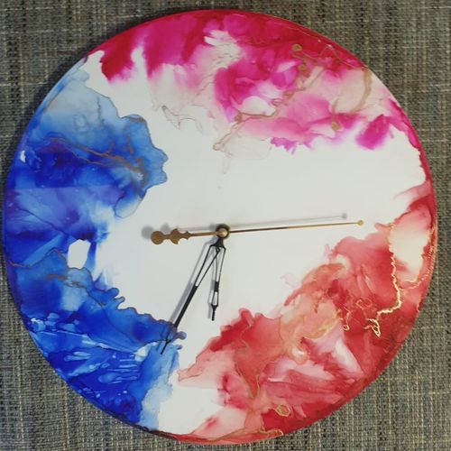 alochol ink artwork clock, 12 x 12 inch, surbhi s,12x12inch,acrylic glass,abstract paintings,paintings for dining room,paintings for living room,paintings for bedroom,paintings for office,paintings for kids room,paintings for hotel,paintings for kitchen,paintings for school,paintings for hospital,paintings for dining room,paintings for living room,paintings for bedroom,paintings for office,paintings for kids room,paintings for hotel,paintings for kitchen,paintings for school,paintings for hospital,ink color,GAL01957431256