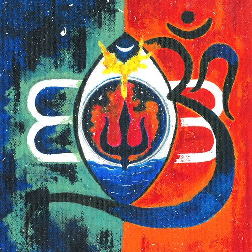 shiva - painting for home decor, 8 x 10 inch, prayag jadhav,8x10inch,canvas,paintings,abstract paintings,religious paintings,expressionism paintings,ganesha paintings | lord ganesh paintings,radha krishna paintings,lord shiva paintings,paintings for living room,paintings for bedroom,paintings for office,paintings for hotel,paintings for hospital,paintings for living room,paintings for bedroom,paintings for office,paintings for hotel,paintings for hospital,acrylic color,GAL01860431270