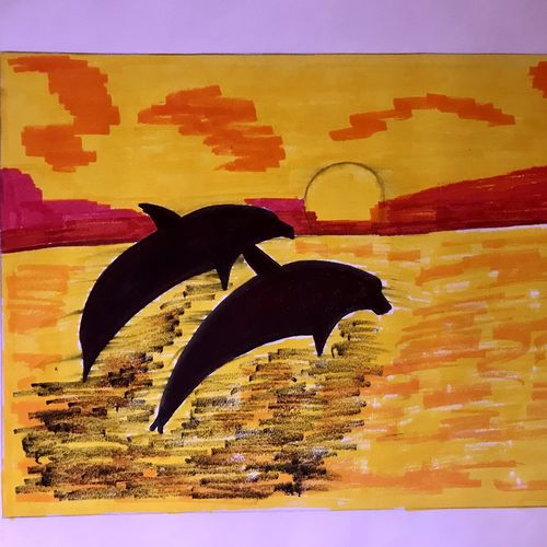 shadow painting, 16 x 12 inch, himani jhaveri,16x12inch,cartridge paper,paintings,abstract paintings,modern art paintings,conceptual paintings,nature paintings | scenery paintings,art deco paintings,contemporary paintings,paintings for dining room,paintings for living room,paintings for bedroom,paintings for office,paintings for bathroom,paintings for kids room,paintings for hotel,paintings for kitchen,paintings for school,paintings for hospital,acrylic color,mixed media,pen color,poster color,GAL01972031382