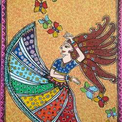 mother nature's dance, 12 x 16 inch, akanksha sinha,12x16inch,canvas,paintings,nature paintings | scenery paintings,madhubani paintings | madhubani art,paintings for dining room,paintings for living room,paintings for bedroom,paintings for office,paintings for kids room,paintings for hotel,paintings for school,paintings for hospital,paintings for dining room,paintings for living room,paintings for bedroom,paintings for office,paintings for kids room,paintings for hotel,paintings for school,paintings for hospital,acrylic color,pen color,GAL01104131491