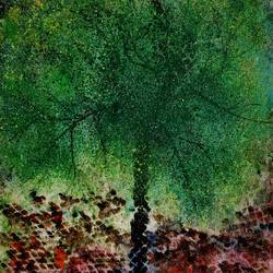 trees: the green gold on earth ii, 11 x 12 inch, passion arts,11x12inch,canvas,paintings,modern art paintings,portrait paintings,nature paintings | scenery paintings,paintings for dining room,paintings for living room,paintings for bedroom,paintings for office,paintings for bathroom,paintings for kids room,paintings for hotel,paintings for kitchen,paintings for school,paintings for hospital,acrylic color,GAL01696631555