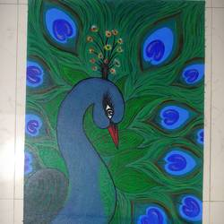 nature, 18 x 24 inch, krupa pawar,18x24inch,canvas,wildlife paintings,acrylic color,GAL01877431564