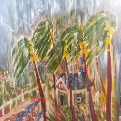 storm, 20 x 15 inch, rajendra panda,20x15inch,canvas,nature paintings | scenery paintings,paintings for living room,paintings for office,paintings for hotel,paintings for school,paintings for hospital,paintings for living room,paintings for office,paintings for hotel,paintings for school,paintings for hospital,oil color,GAL02002731685