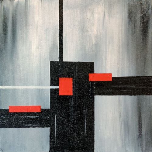 sorted, 12 x 12 inch, sahil jain,12x12inch,canvas board,paintings,abstract paintings,paintings for dining room,paintings for living room,paintings for office,paintings for hotel,paintings for hospital,acrylic color,GAL02013831740