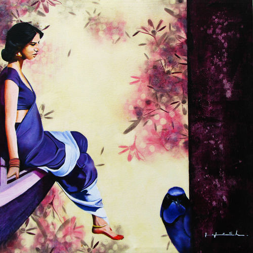interrelationship, 24 x 24 inch, yogesh verma,24x24inch,canvas,paintings,wildlife paintings,figurative paintings,modern art paintings,conceptual paintings,portrait paintings,nature paintings | scenery paintings,art deco paintings,expressionism paintings,impressionist paintings,photorealism,portraiture,realism paintings,animal paintings,radha krishna paintings,contemporary paintings,realistic paintings,love paintings,paintings for dining room,paintings for living room,paintings for bedroom,paintings for office,paintings for kids room,paintings for hotel,paintings for kitchen,paintings for dining room,paintings for living room,paintings for bedroom,paintings for office,paintings for kids room,paintings for hotel,paintings for kitchen,acrylic color,GAL02021831944