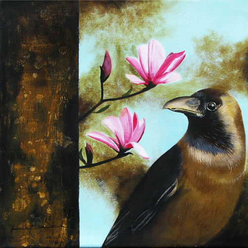 interrelationship, 12 x 12 inch, yogesh verma,12x12inch,canvas,wildlife paintings,figurative paintings,flower paintings,nature paintings | scenery paintings,art deco paintings,impressionist paintings,photorealism,realism paintings,animal paintings,realistic paintings,love paintings,miniature painting.,paintings for dining room,paintings for living room,paintings for bedroom,paintings for office,paintings for kids room,paintings for hotel,paintings for school,paintings for hospital,paintings for dining room,paintings for living room,paintings for bedroom,paintings for office,paintings for kids room,paintings for hotel,paintings for school,paintings for hospital,acrylic color,GAL02021831945