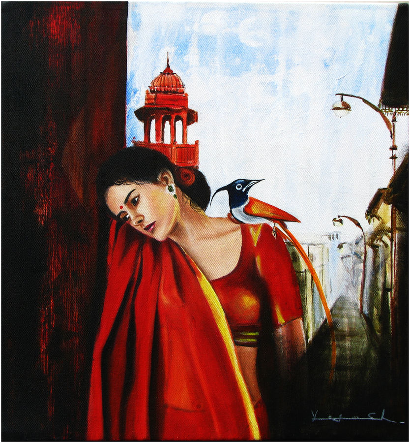 interrelationship, 15 x 18 inch, yogesh verma,15x18inch,canvas,figurative paintings,cityscape paintings,landscape paintings,modern art paintings,religious paintings,portrait paintings,impressionist paintings,photorealism paintings,photorealism,realism paintings,street art,animal paintings,radha krishna paintings,contemporary paintings,realistic paintings,love paintings,paintings for dining room,paintings for living room,paintings for bedroom,paintings for office,paintings for bathroom,paintings for kids room,paintings for hotel,paintings for kitchen,paintings for school,paintings for hospital,paintings for dining room,paintings for living room,paintings for bedroom,paintings for office,paintings for bathroom,paintings for kids room,paintings for hotel,paintings for kitchen,paintings for school,paintings for hospital,acrylic color,oil color,GAL02021831948