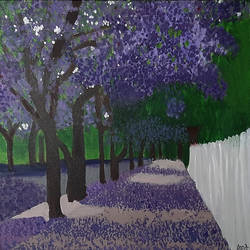 purple maple, 18 x 18 inch, tejal bhagat,18x18inch,canvas,paintings,abstract paintings,flower paintings,conceptual paintings,nature paintings   scenery paintings,abstract expressionism paintings,expressionism paintings,impressionist paintings,photorealism,realistic paintings,paintings for dining room,paintings for living room,paintings for bedroom,paintings for office,paintings for bathroom,paintings for kids room,paintings for hotel,paintings for kitchen,paintings for school,paintings for hospital,acrylic color,GAL02041531978
