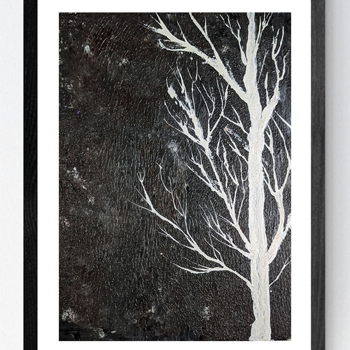 black forest , 12 x 9 inch, kajal mevada ,12x9inch,thick paper,paintings,abstract paintings,modern art paintings,conceptual paintings,nature paintings | scenery paintings,paintings for living room,paintings for bedroom,paintings for office,paintings for hotel,paintings for kitchen,paintings for school,acrylic color,GAL02051332309