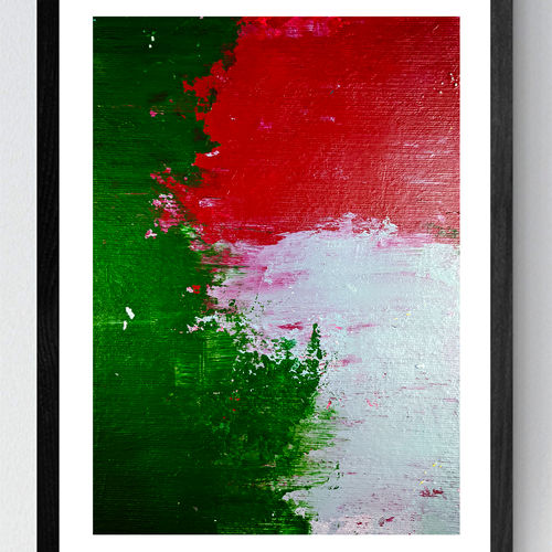unity , 12 x 9 inch, kajal mevada ,12x9inch,thick paper,paintings,abstract paintings,paintings for living room,paintings for bedroom,paintings for office,paintings for hotel,acrylic color,GAL02051332312