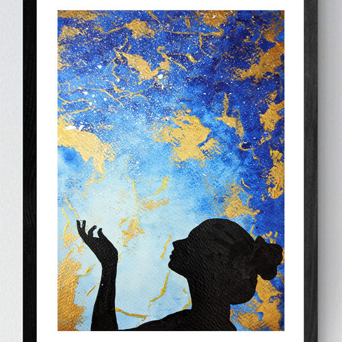hope sky , 12 x 9 inch, kajal mevada ,12x9inch,thick paper,paintings,abstract paintings,conceptual paintings,paintings for dining room,paintings for living room,paintings for bedroom,paintings for bathroom,paintings for kids room,paintings for school,paintings for hospital,acrylic color,GAL02051332313