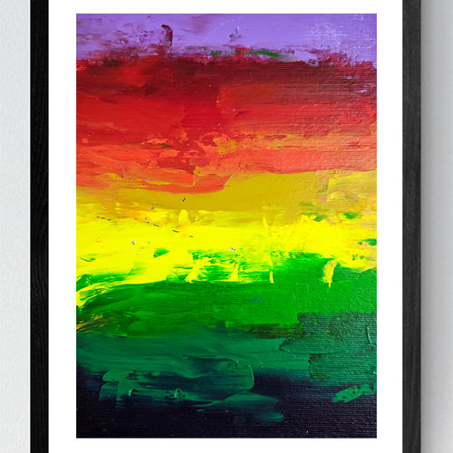 colored sky , 12 x 9 inch, kajal mevada ,12x9inch,thick paper,paintings,abstract paintings,modern art paintings,conceptual paintings,nature paintings | scenery paintings,paintings for dining room,paintings for living room,paintings for bedroom,paintings for office,paintings for kids room,paintings for hotel,paintings for kitchen,paintings for school,acrylic color,GAL02051332323