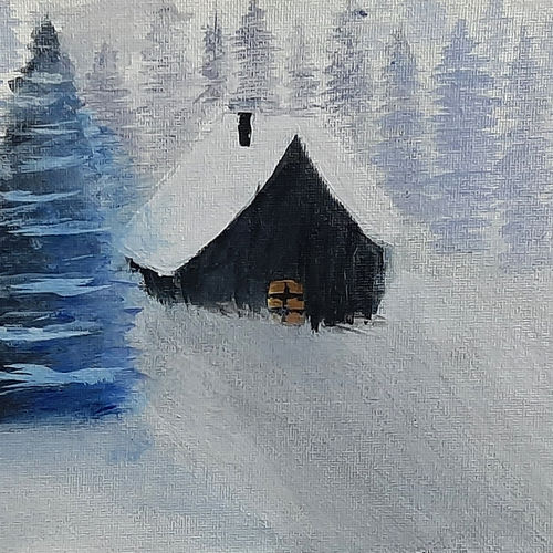 snow house, 8 x 8 inch, tejal bhagat,8x8inch,canvas board,abstract paintings,flower paintings,landscape paintings,conceptual paintings,nature paintings | scenery paintings,abstract expressionism paintings,expressionism paintings,impressionist paintings,photorealism paintings,photorealism,realism paintings,surrealism paintings,realistic paintings,paintings for dining room,paintings for living room,paintings for bedroom,paintings for office,paintings for bathroom,paintings for kids room,paintings for hotel,paintings for kitchen,paintings for school,paintings for hospital,paintings for dining room,paintings for living room,paintings for bedroom,paintings for office,paintings for bathroom,paintings for kids room,paintings for hotel,paintings for kitchen,paintings for school,paintings for hospital,acrylic color,GAL02041532393