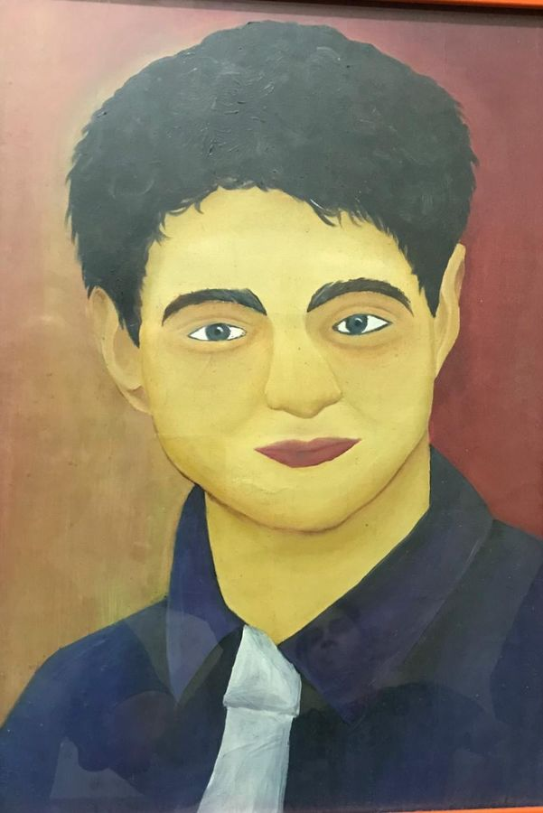 harry potter, 11 x 15 inch, muktasha maji,11x15inch,oil sheet,paintings,portrait paintings,paintings for dining room,paintings for living room,paintings for bedroom,paintings for office,paintings for bathroom,paintings for kids room,paintings for hotel,paintings for kitchen,paintings for school,paintings for hospital,oil color,GAL02046132413