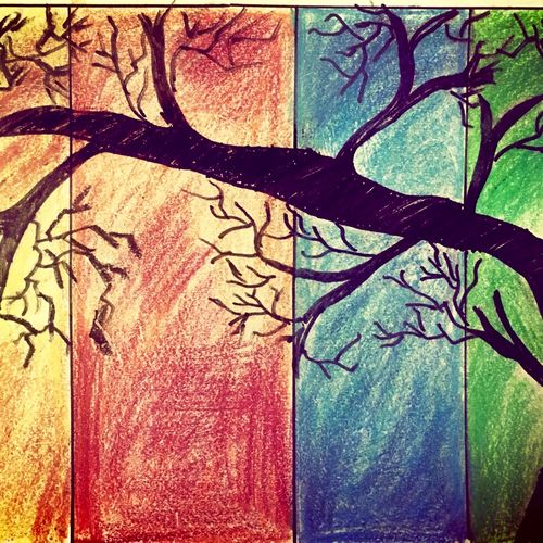natures, 35 x 25 inch, sarmistha nanda,35x25inch,drawing paper,paintings,abstract paintings,nature paintings | scenery paintings,expressionism paintings,paintings for dining room,paintings for living room,paintings for bedroom,paintings for office,paintings for kids room,paintings for hotel,paintings for school,paintings for hospital,natural color,oil color,pastel color,paper,GAL02064632488