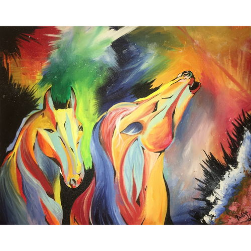 abstract horses, 24 x 30 inch, aashiya iqbal,24x30inch,canvas,abstract paintings,wildlife paintings,figurative paintings,modern art paintings,conceptual paintings,still life paintings,nature paintings | scenery paintings,abstract expressionism paintings,art deco paintings,expressionism paintings,impressionist paintings,photorealism paintings,surrealism paintings,animal paintings,horse paintings,paintings for dining room,paintings for living room,paintings for bedroom,paintings for office,paintings for hotel,paintings for kitchen,paintings for hospital,paintings for dining room,paintings for living room,paintings for bedroom,paintings for office,paintings for hotel,paintings for kitchen,paintings for hospital,acrylic color,GAL01335032518