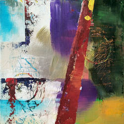 substance, 10 x 12 inch, n paul,abstract paintings,paintings for dining room,canvas,acrylic color,10x12inch,GAL09373265