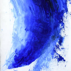 waves, 11 x 20 inch, ishita pugla,11x20inch,canvas,paintings,abstract paintings,paintings for living room,paintings for bedroom,acrylic color,GAL02085832674