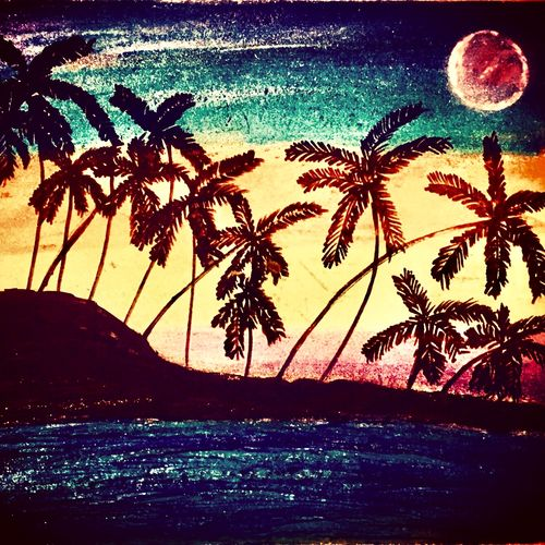 sunset landscape artwork , 35 x 30 inch, sarmistha nanda,35x30inch,drawing paper,paintings,nature paintings | scenery paintings,abstract expressionism paintings,paintings for dining room,paintings for living room,paintings for bedroom,paintings for office,paintings for bathroom,paintings for kids room,paintings for hotel,paintings for kitchen,paintings for school,paintings for hospital,pastel color,watercolor,paper,GAL02064632766