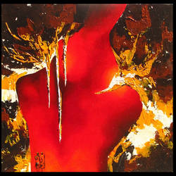 journey - an illusionary path , 24 x 24 inch, prashalee gaikwad,abstract paintings,paintings for living room,paintings for office,canvas,acrylic color,24x24inch,GAL012143278