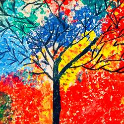 abstract natures creation , 25 x 35 inch, sarmistha nanda,25x35inch,drawing paper,paintings,abstract paintings,conceptual paintings,nature paintings | scenery paintings,paintings for dining room,paintings for living room,paintings for bedroom,paintings for office,paintings for bathroom,paintings for kids room,paintings for hotel,paintings for kitchen,paintings for school,paintings for hospital,pencil color,watercolor,paper,GAL02064632814