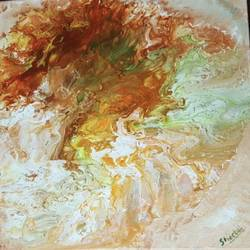 fluid art, 12 x 12 inch, sheetal chaudhary,12x12inch,canvas,paintings,abstract paintings,modern art paintings,abstract expressionism paintings,paintings for dining room,paintings for living room,paintings for bedroom,paintings for office,paintings for bathroom,paintings for kids room,paintings for hotel,paintings for kitchen,paintings for school,paintings for hospital,acrylic color,GAL01560332820