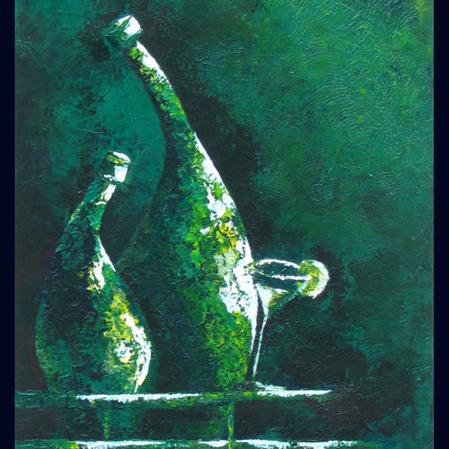celebrations, 18 x 30 inch, prashalee gaikwad,abstract paintings,paintings for living room,canvas,acrylic color,18x30inch,GAL012143284