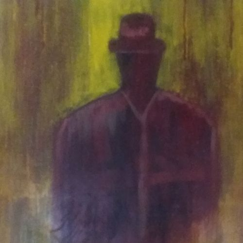 untile, 24 x 36 inch, sandeep joshi,24x36inch,canvas,modern art paintings,paintings for dining room,paintings for hotel,paintings for dining room,paintings for hotel,oil color,GAL0778532856
