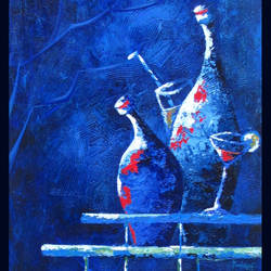 celebrations, 18 x 30 inch, prashalee gaikwad,abstract paintings,paintings for living room,canvas,acrylic color,18x30inch,GAL012143286