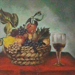 fruit basket , 24 x 24 inch, sarita  acharya,24x24inch,canvas,multi piece paintings,still life paintings,art deco paintings,realistic paintings,love paintings,paintings for dining room,paintings for living room,paintings for bedroom,paintings for office,paintings for kids room,paintings for hotel,paintings for kitchen,paintings for school,paintings for hospital,paintings for dining room,paintings for living room,paintings for bedroom,paintings for office,paintings for kids room,paintings for hotel,paintings for kitchen,paintings for school,paintings for hospital,acrylic color,GAL02102232885