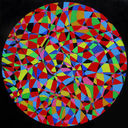 untitled 2, 36 x 36 inch, sujit karmakar,36x36inch,canvas,paintings,abstract paintings,modern art paintings,pop art paintings,paintings for dining room,paintings for living room,paintings for bedroom,paintings for office,paintings for hotel,paintings for school,paintings for hospital,acrylic color,GAL0809633069