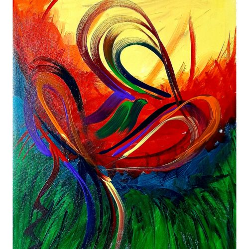 abstract grassland fire, 12 x 16 inch, shashwat srivastava,12x16inch,canvas,paintings,abstract paintings,figurative paintings,modern art paintings,conceptual paintings,portrait paintings,nature paintings | scenery paintings,abstract expressionism paintings,illustration paintings,contemporary paintings,paintings for dining room,paintings for living room,paintings for bedroom,paintings for office,paintings for kids room,paintings for hotel,paintings for school,paintings for hospital,acrylic color,GAL02133133169