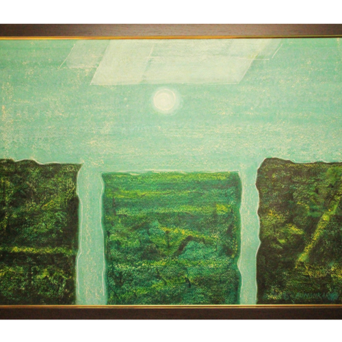 untitled-3, 28 x 20 inch, ramesh  aundhkar,28x20inch,handmade paper,paintings,abstract paintings,landscape paintings,modern art paintings,conceptual paintings,contemporary paintings,paintings for dining room,paintings for living room,paintings for bedroom,paintings for office,paintings for hotel,paintings for school,paintings for hospital,acrylic color,ink color,pastel color,watercolor,GAL02139033358