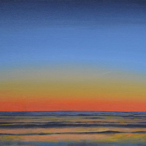 sunset sky, 10 x 20 inch, chinmay bahulekar,10x20inch,canvas,paintings,landscape paintings,nature paintings | scenery paintings,realistic paintings,paintings for dining room,paintings for living room,paintings for bedroom,paintings for office,paintings for bathroom,paintings for kids room,paintings for hotel,paintings for kitchen,paintings for school,paintings for hospital,acrylic color,GAL0720433413