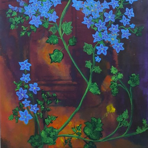 blue blossoms , 35 x 90 inch, rupa patel,35x90inch,canvas,paintings,flower paintings,landscape paintings,modern art paintings,nature paintings | scenery paintings,abstract expressionism paintings,art deco paintings,realistic paintings,love paintings,paintings for dining room,paintings for living room,paintings for bedroom,paintings for office,paintings for kids room,paintings for hotel,paintings for kitchen,paintings for school,paintings for hospital,paintings for dining room,paintings for living room,paintings for bedroom,paintings for office,paintings for kids room,paintings for hotel,paintings for kitchen,paintings for school,paintings for hospital,oil color,GAL01734633444