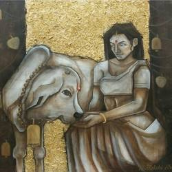 untitled, 36 x 30 inch, shatakshi  sharma,36x30inch,canvas,paintings,abstract paintings,figurative paintings,modern art paintings,street art,animal paintings,contemporary paintings,love paintings,paintings for dining room,paintings for living room,paintings for bedroom,paintings for office,paintings for bathroom,paintings for kids room,paintings for hotel,paintings for kitchen,paintings for school,paintings for hospital,acrylic color,wood,GAL0670333543