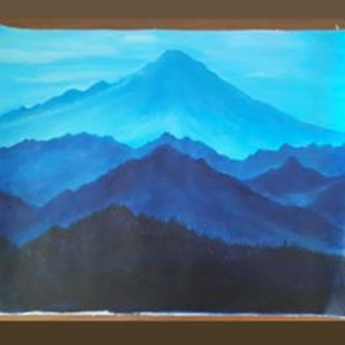snow capes, 20 x 16 inch, reshma s,20x16inch,canvas,paintings,landscape paintings,paintings for dining room,paintings for living room,paintings for bedroom,paintings for kids room,paintings for hotel,acrylic color,GAL02185333652