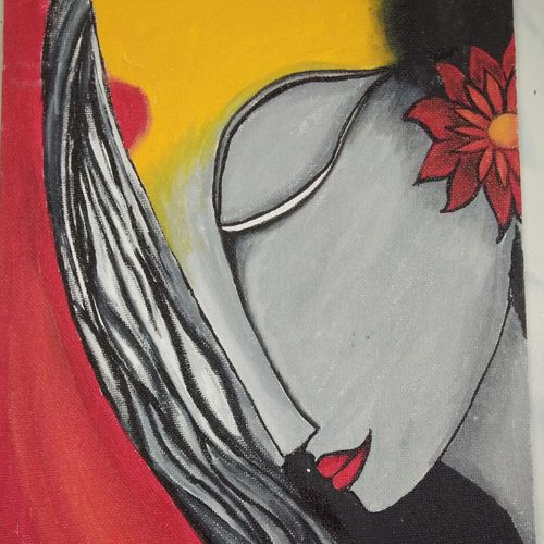 goddess , 9 x 12 inch, akshata  chavan ,9x12inch,canvas,paintings,abstract paintings,religious paintings,radha krishna paintings,paintings for dining room,paintings for living room,paintings for office,paintings for hotel,paintings for school,paintings for dining room,paintings for living room,paintings for office,paintings for hotel,paintings for school,acrylic color,GAL02186133655